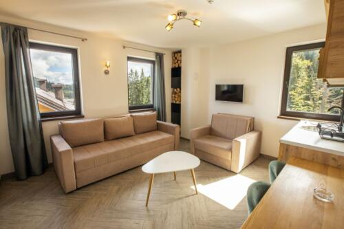 Apartment 33 (2-4 Persons)